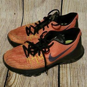 Under Armour boys tennis shoes